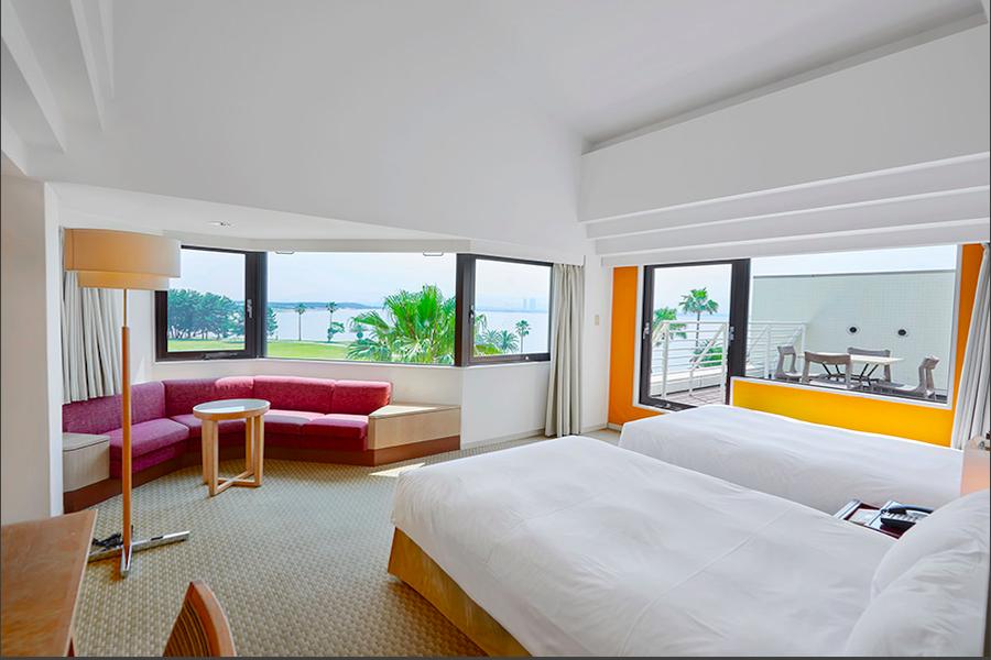 宿泊のルームの写真